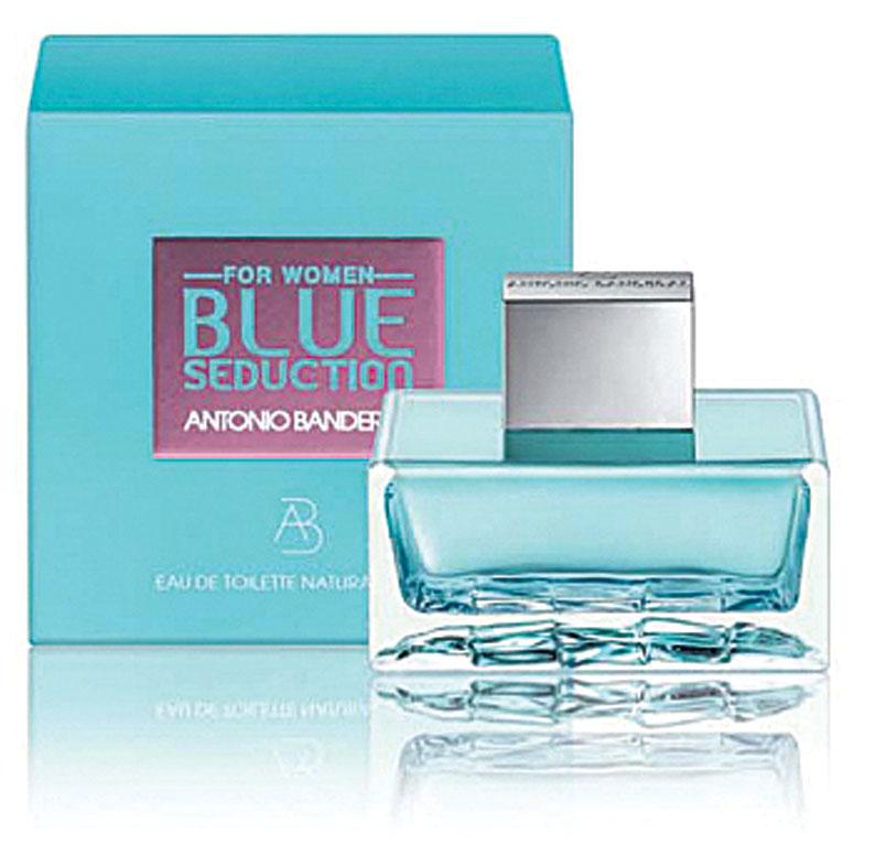 Antonio Banderas Blue Seduction For Women, 100ml фото