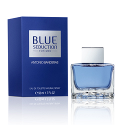 """Antonio Banderas """"Blue Seduction for Men"""", 100 ml фото"""