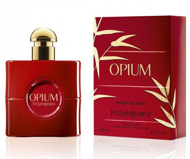 Парфюмированная вода Yves saint laurent opium edition collector edp 90ml фото