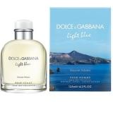 DOLCE & GABBANA LIGHT BLUE VULCANO 125 ml фото