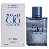 Giorgio Armani Acqua Di Gio limited edition 100 ml фото