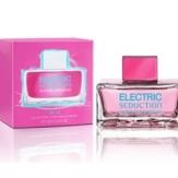 Antonio Banderas Electric Blue Seduction 100ml edt фото