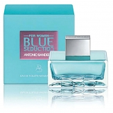 Antonio Banderas Blue Seduction For Women, 100ml фото