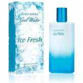 DAVIDOFF COOL WATER MEN ICE FRESH 100 ml фото