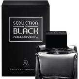 Antonio Banderas Seduction In Black, 100 ml фото