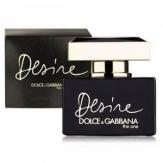 Dolce & Gabbana THE ONE DESIRE 75 ml фото