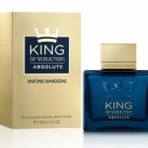 Antonio Banderas King of Seduction Absolute edt 100ml фото