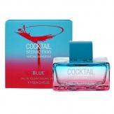Antonio Banderas Cocktail Seduction Blue 100ml фото