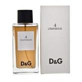 D&G 4 LEmpereur, 100 ml фото