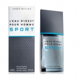 Issey Miyake - Leau DIssey Pour Homme Sport 125ml фото